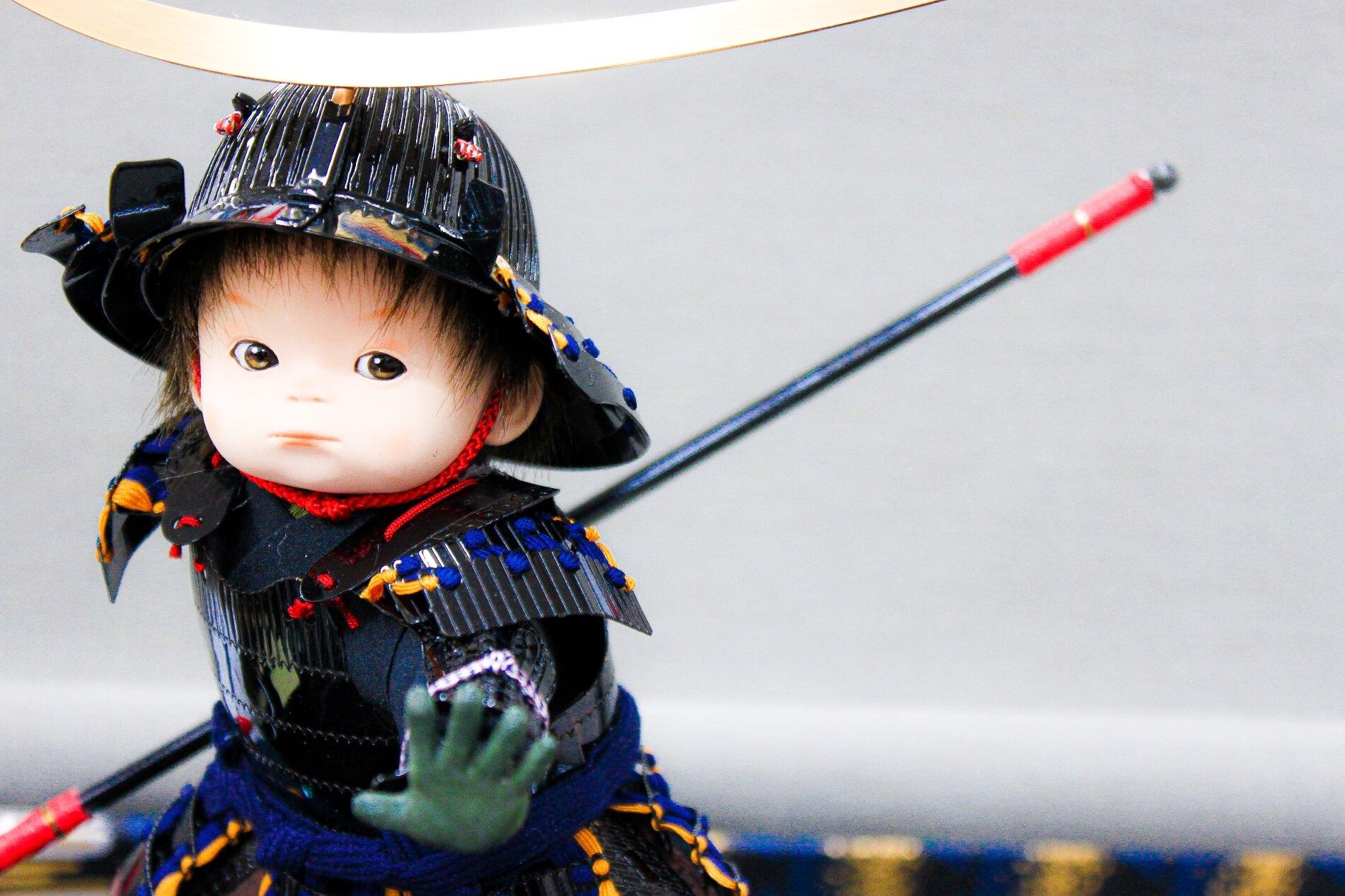 ぶしょう / 武将人形